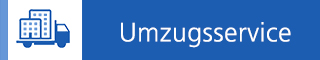 Blue button with text ``Umzugsservice``